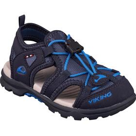 Viking Footwear Sandvika Sandals Kids navy/royal blue